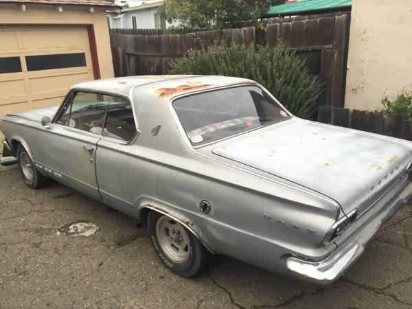 1965 Dodge Dart 2 Door Coupe For Sale in Hayward, CA