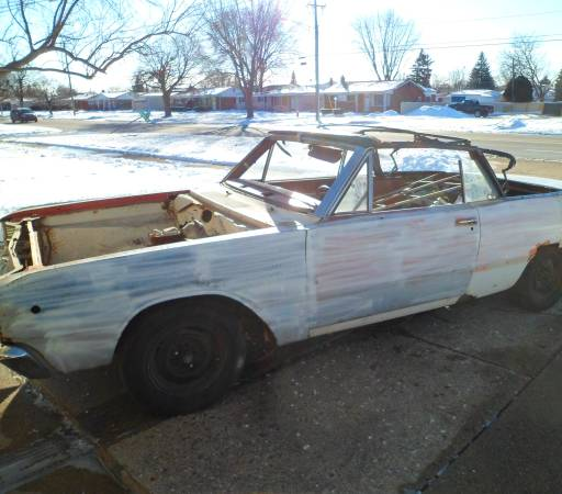 1968 Dodge Dart 2 Door Convertable For Sale In Detroit