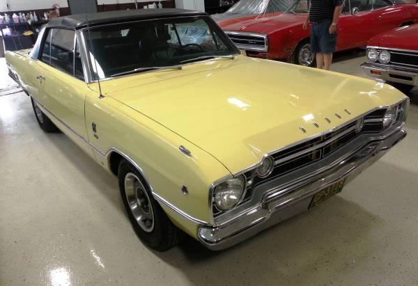 1968 Dodge Dart 2 Door GT Convertible For Sale in Wixom, MI