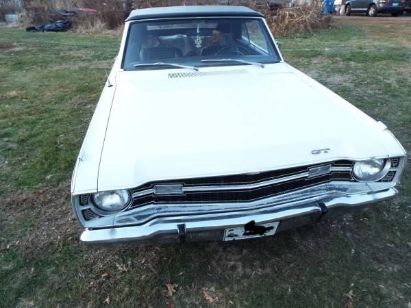 1969 Dodge Dart 2 Door Convertible Gtn For Sale In Central Ct