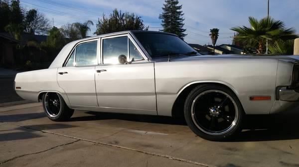 1971 Dodge Dart 4 Door Sedan For Sale in Clovis, CA