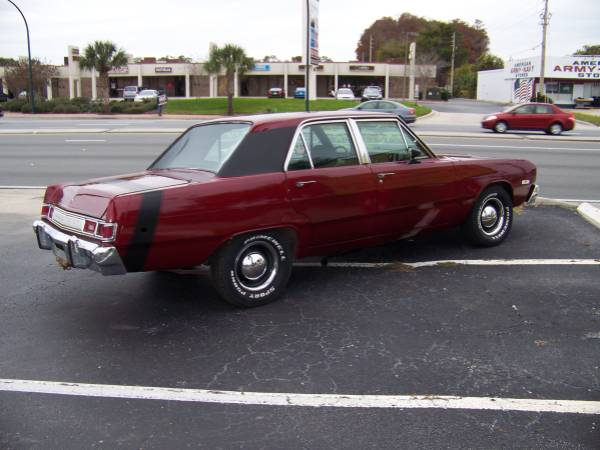 1974 Dodge Dart For Sale - US & Canada Classified Ads