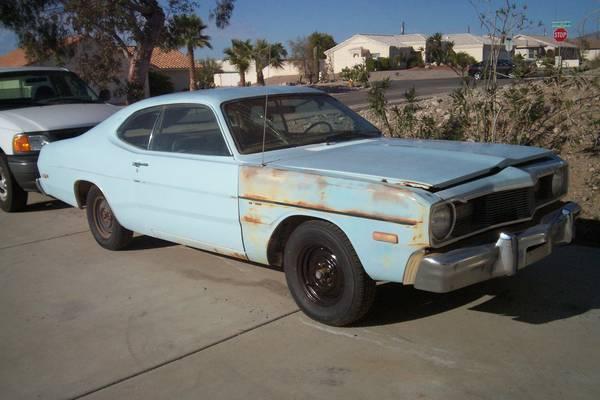1975 Dodge Dart 2 Door For Sale in Mohave, AZ