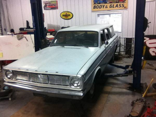 1964 Dodge Dart Station Wagon For Sale in Aurora, NE