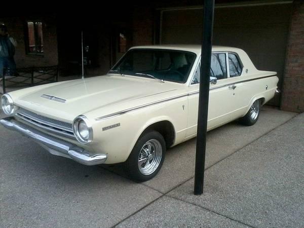 1964 Dodge Dart 2 Door For Sale in Lebanon, TN