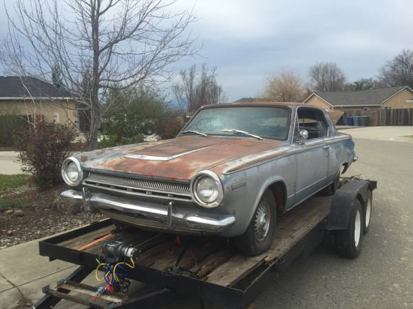 1964 Dodge Dart 2 Door GT For Sale in Redding, CA