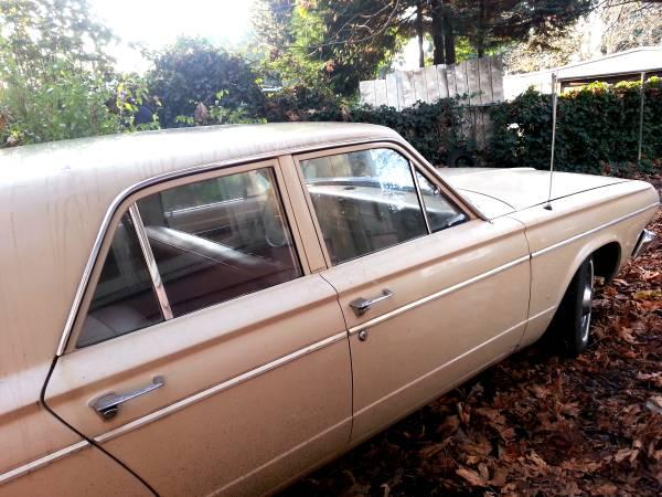 1965 Dodge Dart 4 Door Sedan For Sale in Eugene, OR