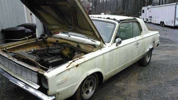 1966 Dodge Dart 2 Door GT For Sale in Boyertown, PA