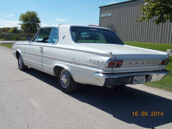 1966 Dodge Dart 2 Door Coupe For Sale in Naperville, IL