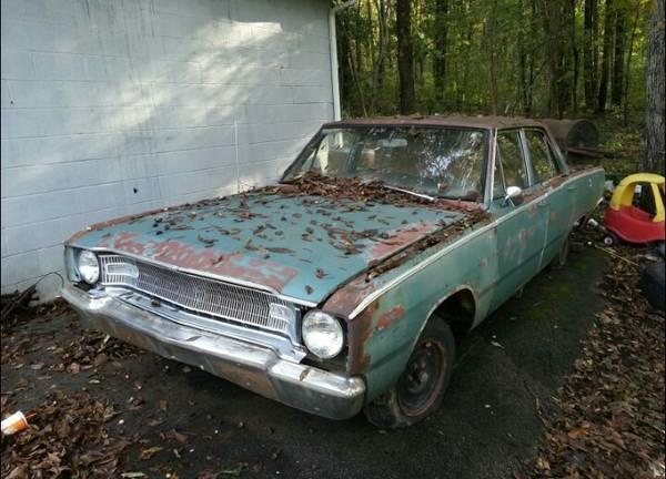 1967 Dodge Dart 4 Door For Sale in Chattanooga, TN