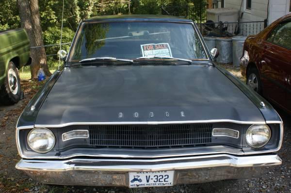 1967 Dodge Dart 4 Door Sedan For Sale in Cincinnati, OH