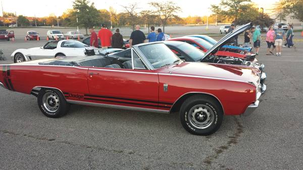 1967 Dodge Dart GT Convertible For Sale in Greenfield, IN
