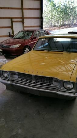 1967 Dodge Dart 2 Door Gt For Sale In Red Bank Sc