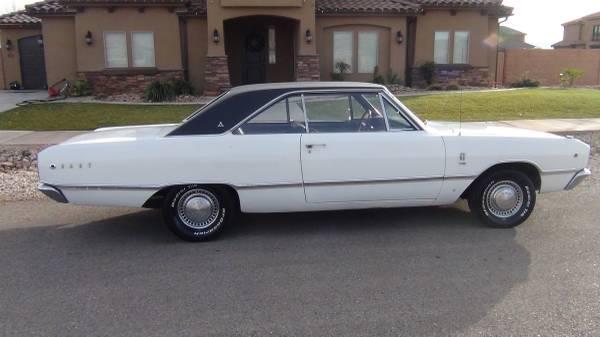 1968 Dodge Dart 2 Door GT For Sale in Washington, UT