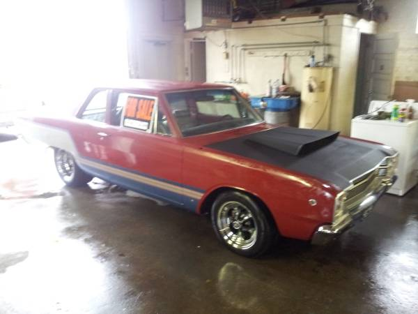 1968 Dodge Dart 2 Door For Sale in Covington, VA