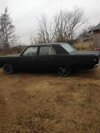 1968 Dodge Dart 4 Door For Sale In Mannford Ok