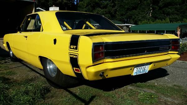 1969 Dodge Dart 2 Door pro street For Sale in Olympia, WA