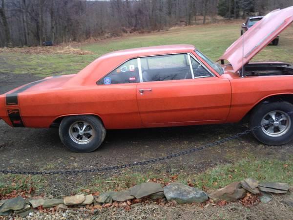 1969 Dodge Dart 2 Door Swinger For Sale in Pittsburgh, PA