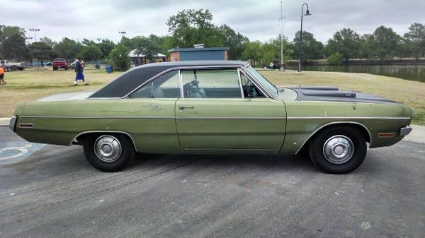 1970 Dodge Dart Swinger Coupe For Sale In San Antonio Tx