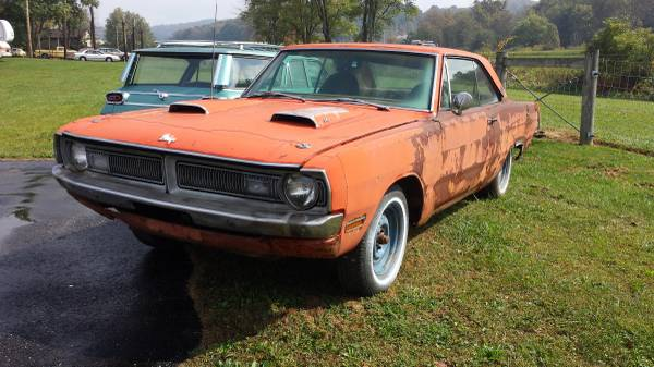 1970 Dodge Dart 2 Door For Sale in Strasburg, OH