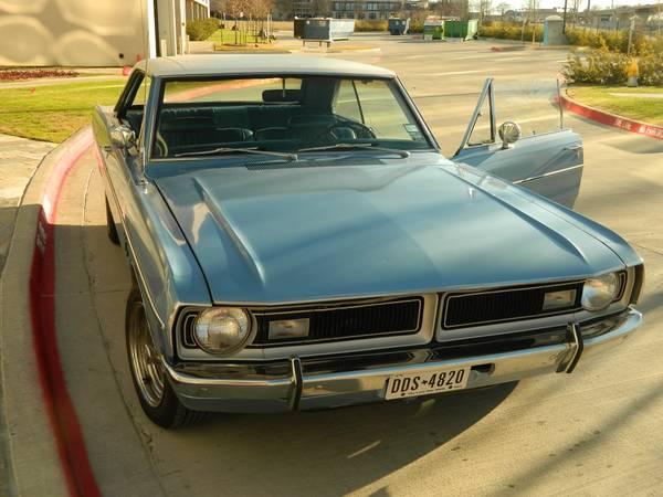 1973 Dodge Dart Sport Coupe For Sale in El Paso, TX