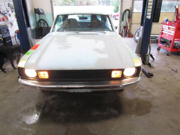 1972 Dodge Dart Coupe For Sale in Olympic Peninsula, WA