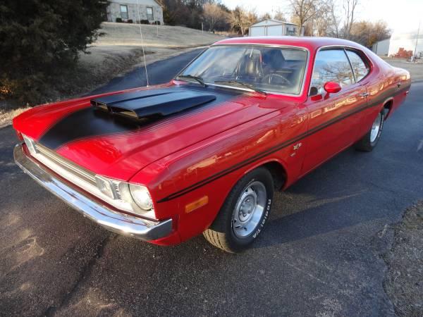 1972 Dodge Dart 2 Door Coupe For Sale In Sapulpa Ok