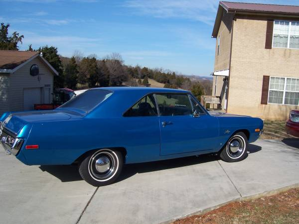 Dodge Dart For Sale in Tennessee: (1960 - 1976) Classified Ads