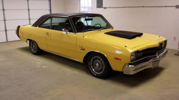 1973 Dodge Dart Swinger Coupe For Sale in Jonesboro, AR