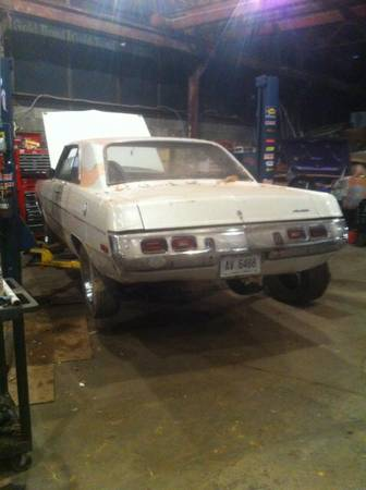 1973 Dodge Dart 2 Door Swinger For Sale In Weirton Pa