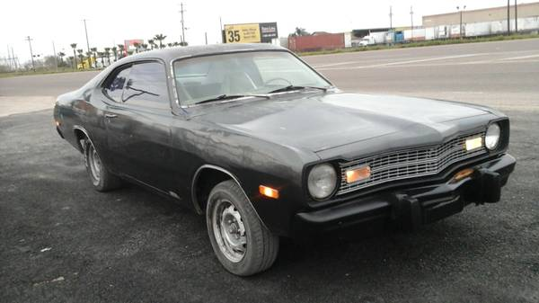 1973 Dodge Dart 2 Door Sport For Sale in McAllen, TX