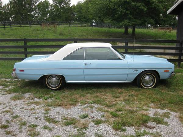 Dodge Dart 2018 >> 1974 Dodge Dart 2 Door Swinger For Sale in London, KY