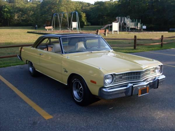 1974 Dodge Dart 2 Door Swinger For Sale In Long Island Ny