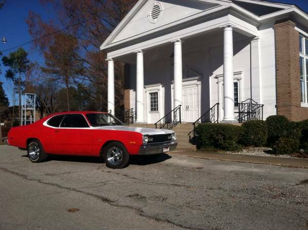 1974 Dodge Dart 2 Door Sport For Sale In Memphis Tn