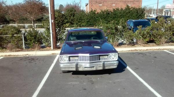 1975 Dodge Dart 2 Door For Sale in Greenville, SC