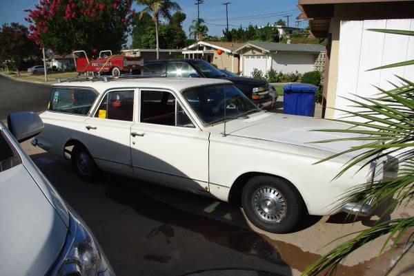 1963 Dodge Dart Station Wagon For Sale In Los Angeles Ca