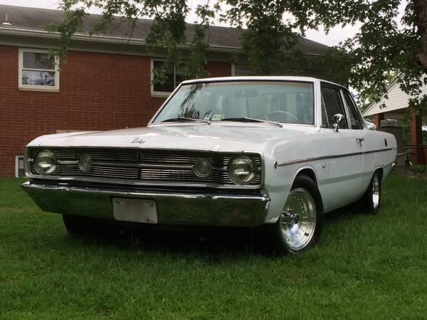 1968 Dodge Dart 2 Door Coupe For Sale in Fairfax, VA