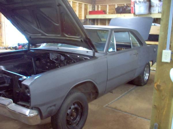 1969 Dodge Dart 2 Door GT For Sale in Hampton Roads, VA