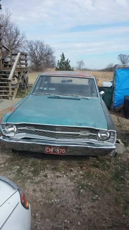 1969 Dodge Dart 4 Door Sedan For Sale in Kansas City, MO