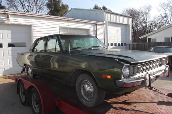 1972 Dodge Dart 4 Door For Sale in Humboldt, IL