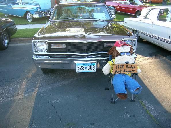 1975 Dodge Dart 2 Door Swinger For Sale in Minneapolis, MN