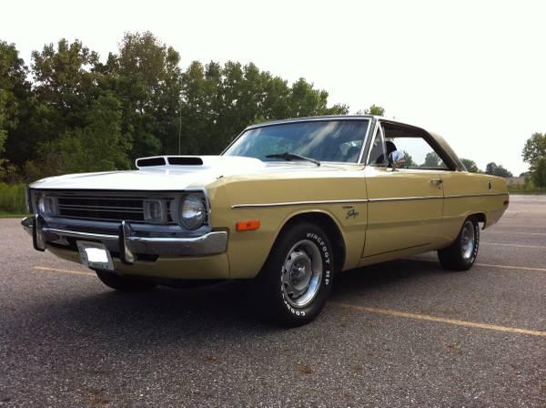 1972 Dodge Dart Swinger For Sale in Cuyahoga Falls, OH