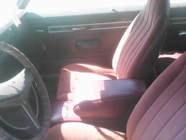 1975 Dodge Dart 2 Door SE For Sale in Bayard, TX