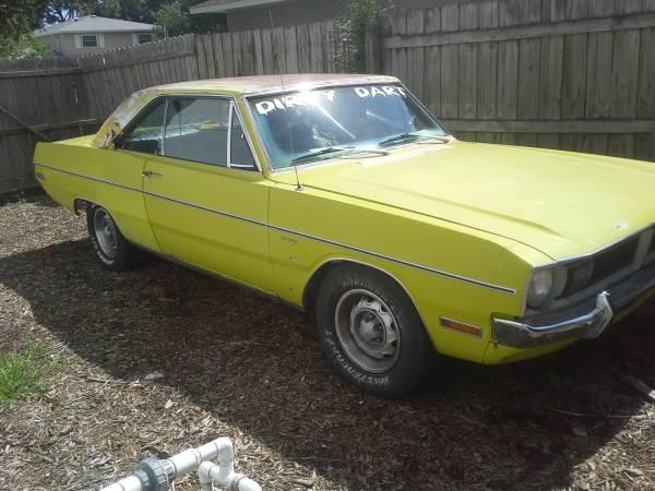 1971 Dodge Dart 2 Door For Sale in Bradenton, FL