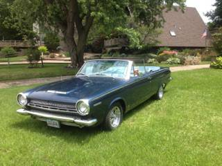 1964 Dodge Dart 2 Door Convertible For Sale in Moline, IL