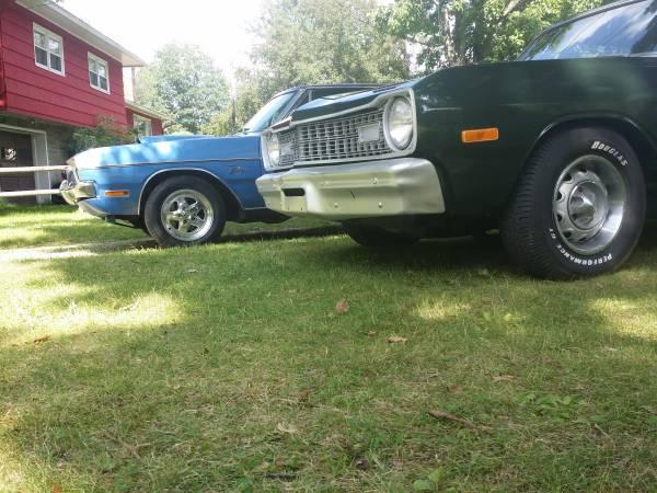 1973 Dodge Dart 2 Door For Sale In Berkshire County Ma