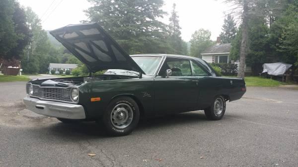 1973 Dodge Dart 2 Door For Sale in Berkshire County, MA
