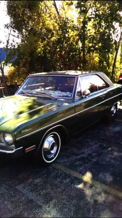 1970 Dodge Dart 2 Door Coupe For Sale In Plymouth Meeting Pa