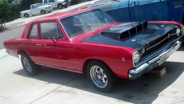 1968 Dodge Dart 2 Door For Sale in Mesa, AZ