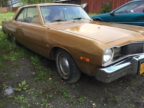 1975 Dodge Dart 2 Door Coupe For Sale in Fairbanks, AK
